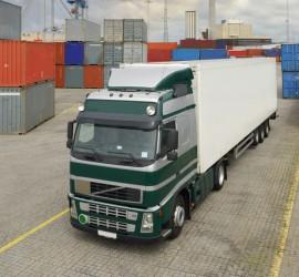 Prepravné služby - KR transbuild, nákladná doprava